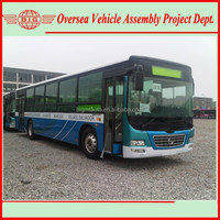 52 + 1 Seats Diesel China Coach Buses