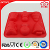 Christmas silicone cake mould, silicone baking molds
