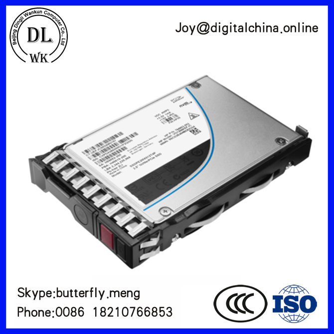 Original New! HP 1.6TB 6G SATA Value Endurance SFF 2.5-in SC Enterprise Value 3yr Wty Solid State Drive (757339-B21)