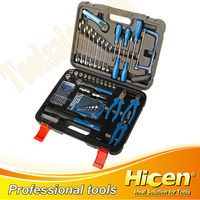 54pcs Combination Tools, Household Tools Set, Hand Tool Kits