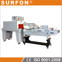 Good Quality Fully-auto Sealer & Shrink Pack Machine