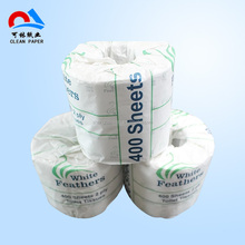 Cheap toilet tissue paper roll