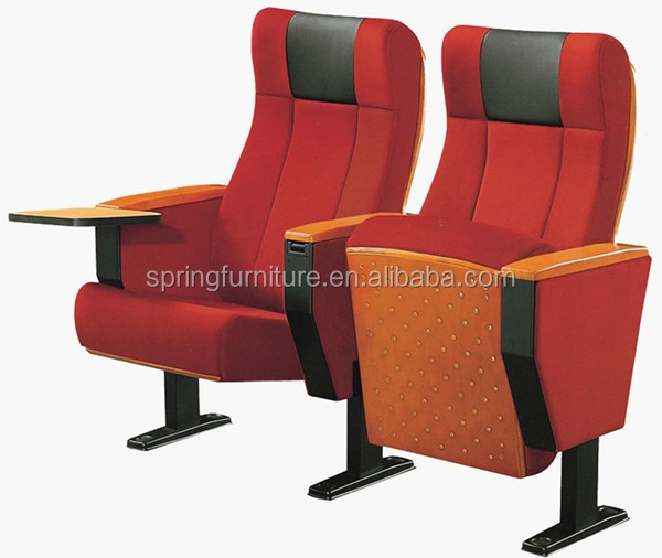 auditorium seating chair and desks auditorium chair with tablet for sale