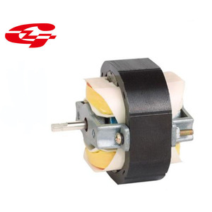 Shaded pole copper wire long life ac micro electric fan motor