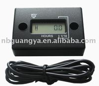 GY144A Digital LCD Motorcycle /Auto Engine Hour Meter
