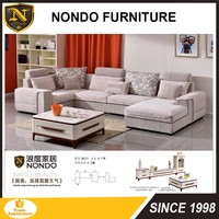 2017 Hot Sale Sectional Sofa Living