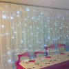 fairy light backdrop for wedding