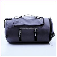 Promotional foldable waterproof sports duffle bags for traveling