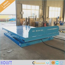 Quality hydraulic scissor car lift made in China