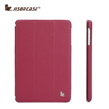 Jisoncase PU leather Stand High Quality Tablet Case For iPad 4