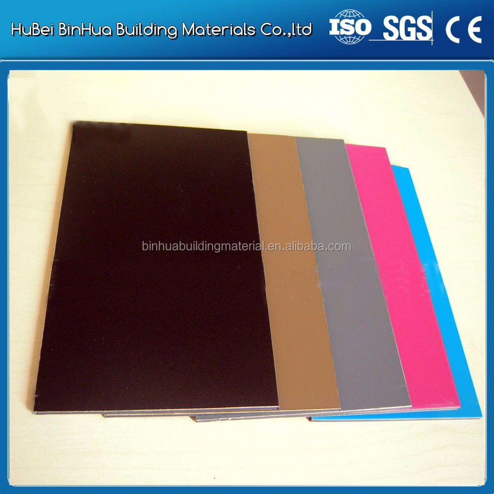 B1 fire rated aluminum composite panel manufacturer in China