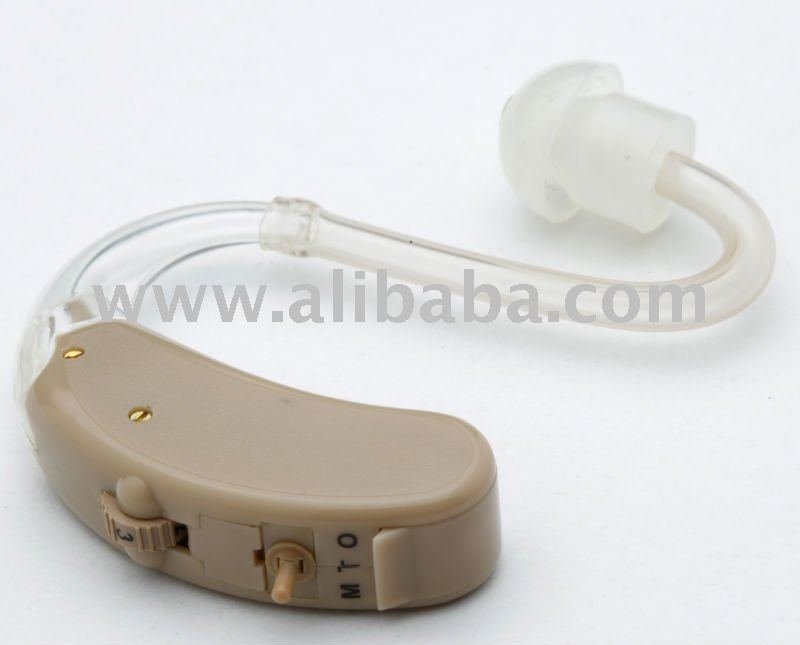 Clear B 4 Behind-The-Ear type 4 Channel Digital Hearing Aid