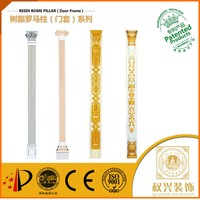 China building materials Indoor Middle East style Hotsell plastic my order parking pillar