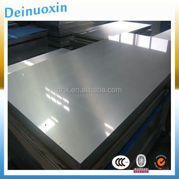 China manufacture prime 316 stainless steel sheet