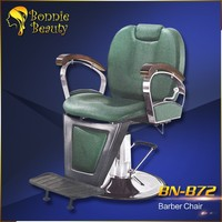 newest unique dark green salon barber chair (BN-B72)