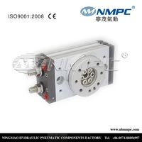 China supplier manufacture top sell ckd pneumatic rotary cylinder