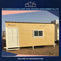 china easy portable foldable container house for sale