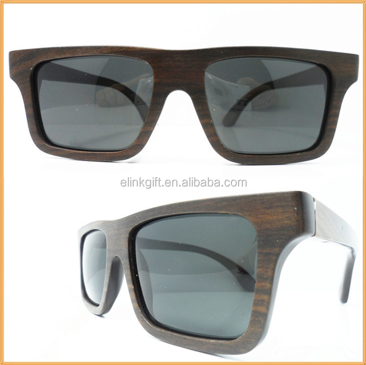 china sunglass manufacturers FDA certificate wood bamboo sunglasses 2017
