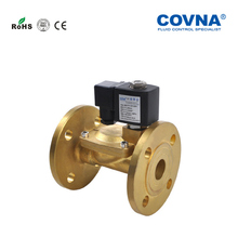 3 Inch Normally Closed Water Solenoid Valve with Brass Body
