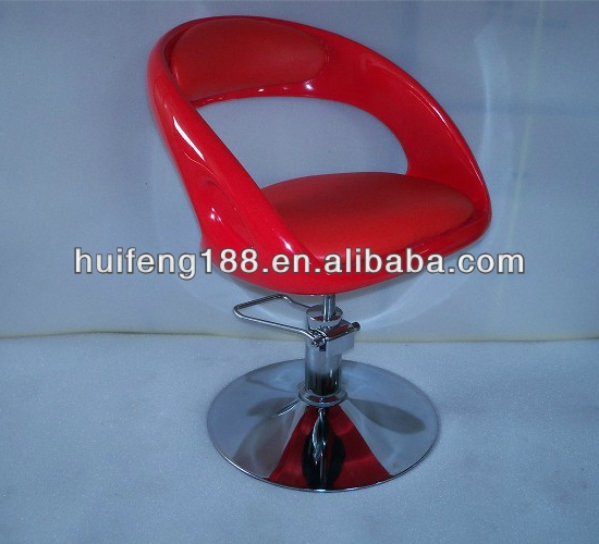 huifeng 252 red barber chair