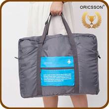 Foldable Nylon Unisex Eco Tote Travel Bag 2016 Products For Luggage