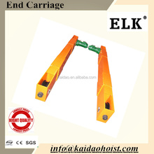 hoist end carriage/Crane End Carriage/Single track Power Trolley