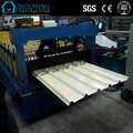 2017 metal roofing sheet trapezoida cold roll forming machine