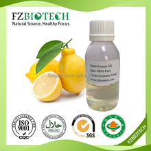 100% Pure Natural Lemon Oil, Make Lemon Peel Cold Pressed Lemon Essnetial Oil