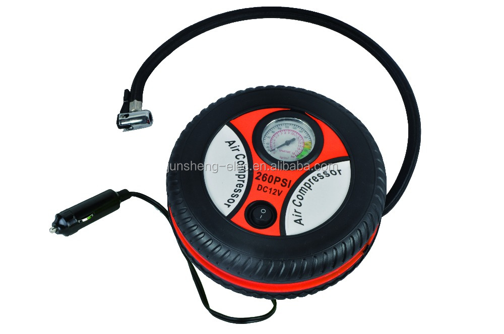 12V CAR TIRE AIR COMPRESSOR