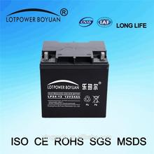 home power battery The most perfect ups e-bike battery 12v 24ah gel battery all the time