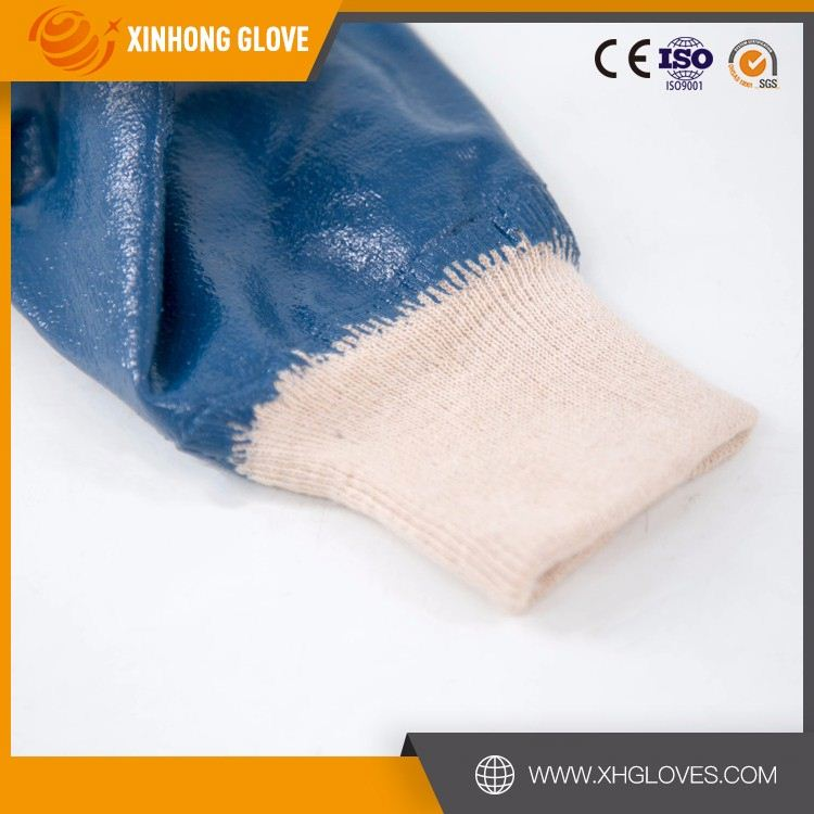 HTR overlong heavy-duty chemical and liquid protective glove