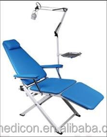 Computer Controlled/ Cheap Chair-Mounted Dental Chair with ISO CE Approved