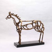 High Quality Stainless Steel Home Decor sculpture
