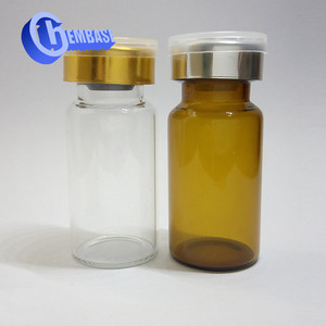 factory direct sale medical cheap glass vials