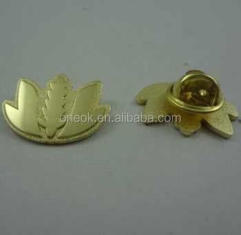 best gold badge,gold metal badges,gold plated badge
