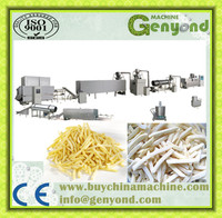 Semi-automatic and Automatic french fries production line/potato chips machine