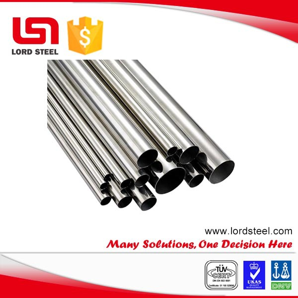 stainless steel round micro tubing TP304 TP304L seamless tubing