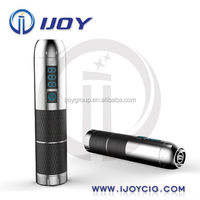 2014 Hot Sale 100% Original IJOY E Cigarette Adjustable Voltage Etop Mechanical ecig Mod Eletronic cigarette