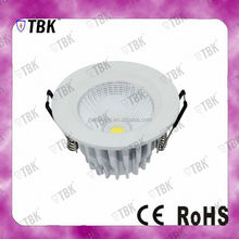 2015 newest 20w down light led led downlight TBK
