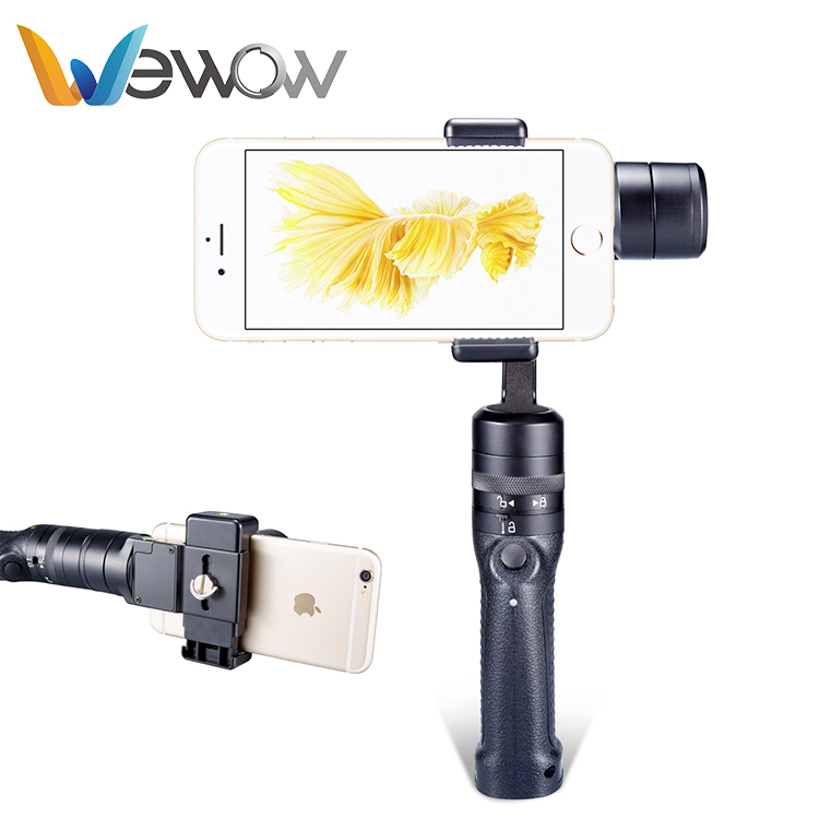Manufacturer popular product wholesale portable outdoor electronical cellphone gimbal stabilizer