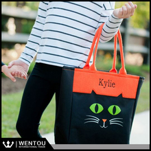 Wholesale Character Halloween Trick or Treat Tote
