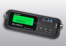 Pocket DVB S2 Digital Satellite Finder SH-100HD Frequency 950~2150MHz