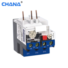CR2 - 0308 2.5 - 4A Electrical phase failure lr2 - d13 telemecanique thermal overload relay