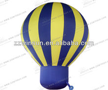 Cheap commercial grade ground advertising inflatables balloons