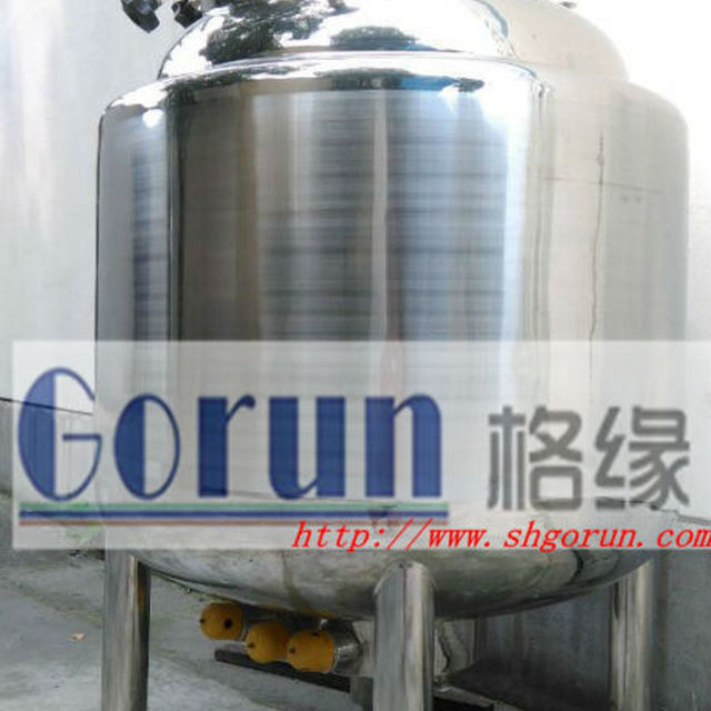 Corrosion Resistance Chemical Storage Tank for cosmetic/soap producing/pharmaceutical