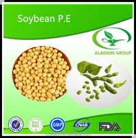 Soybean Extract 98% Daidzein/Pure Natural Herbal Anti Cancer Product