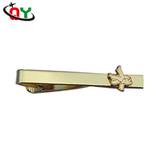 Factory Directed Selling Multi Hundred Styles Hard Enamel Pin Custom Gold Necktie Bar Lapel Pin Practical Metal Blank Tie Clip
