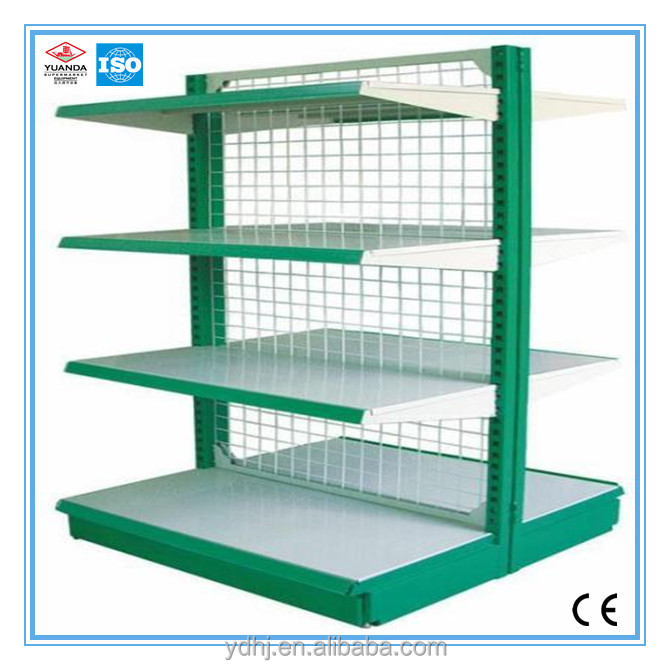 Shelves for dollar store items