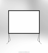 "150"" Projector Fast Folding screen Quick Fold Screen"