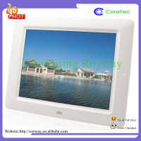 Simple Multimedia Digital Photo Frame 20 Inch Wall Mount Digital Photo Frame Motion Sensor Picture Photo Frame